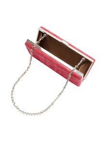 Phase Eight Elle Leather Clutch Bag