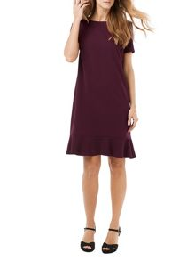 Phase Eight Alina frill hem dress