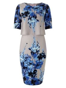 Phase Eight Lauren Tiered Dress
