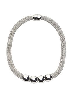 Charlotte ball necklace