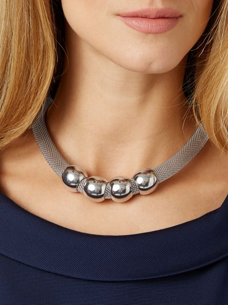 Phase Eight Charlotte ball necklace