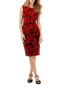 Phase Eight Leaf print dress
