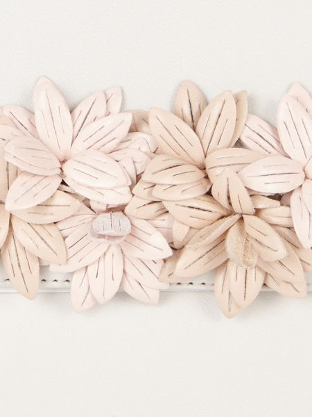 Phase Eight Flo Leather Clutch Bag