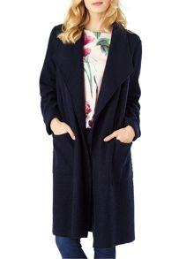 Brooklyn waterfall coat