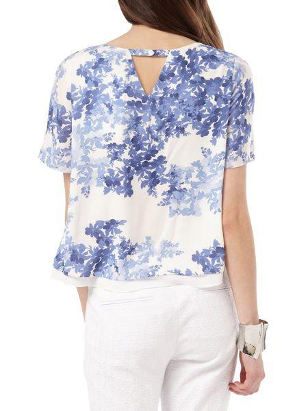 Phase Eight Padua Floral Blouse