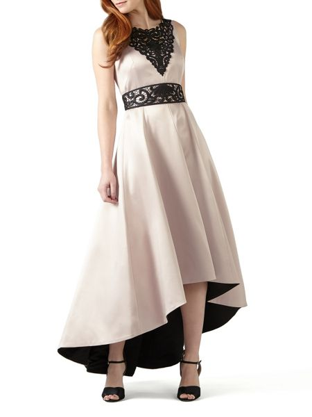 Phase Eight Francis Lace Trim Dress