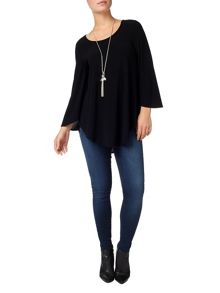Amelia Split Sleeve Top