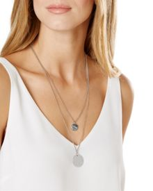 Phase Eight Double layer necklace
