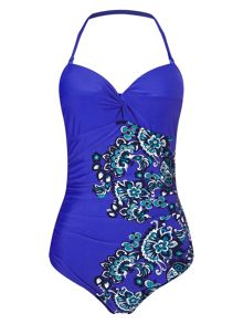 Phase Eight Paisley Swimsuit