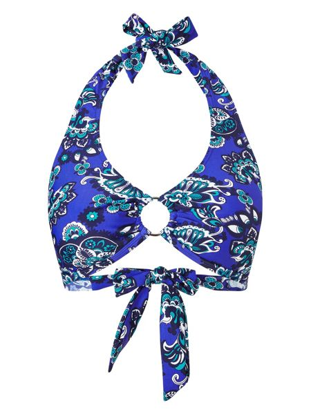 Phase Eight Paisley Bikini Top