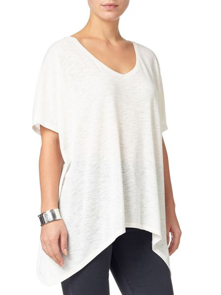 Phase Eight Allie V Neck Top