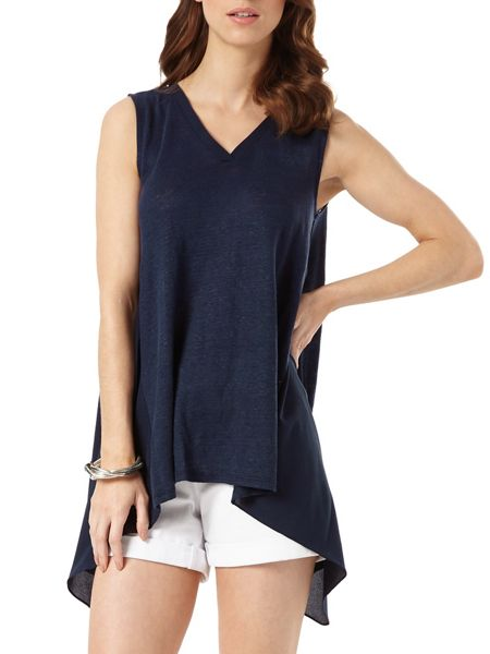 Phase Eight Camille Woven Mix Top