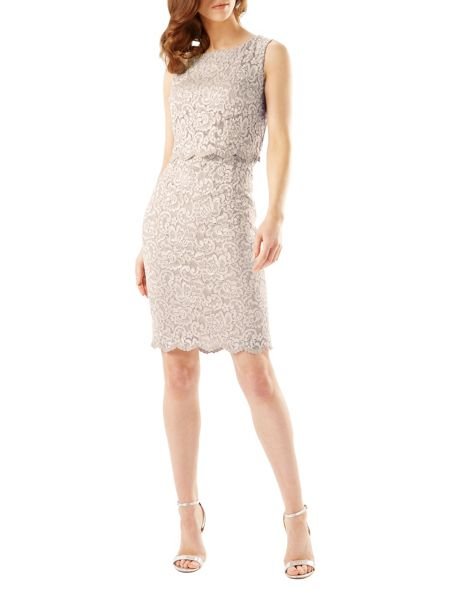Phase Eight Julie Double Layer Dress