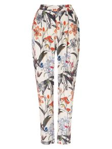 Phase Eight Marguerite Print Trousers