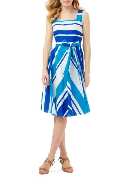 Phase Eight Madeline Stripe Dress