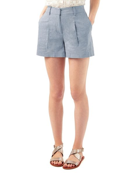 Phase Eight Harri Linen Shorts