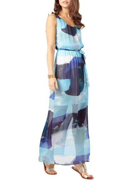 Phase Eight Fabienne Silk Maxi Dress