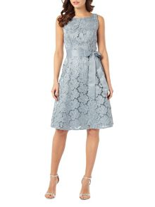 Phase Eight Kendall Cutwork Dress