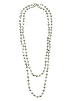 Adele Pearl Necklace