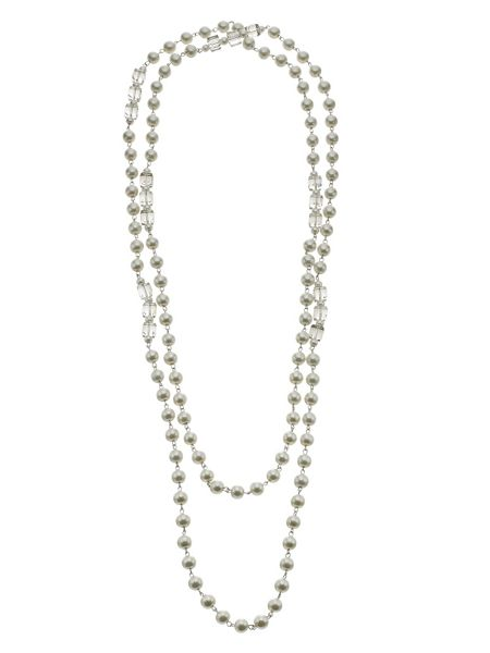 Phase Eight Adele Pearl Necklace