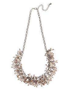 Phase Eight Hannah Crystal Necklace