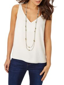 Phase Eight Ellie Cord Necklace
