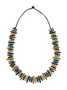 Phase Eight Remi Wooden Necklace