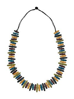 Remi Wooden Necklace