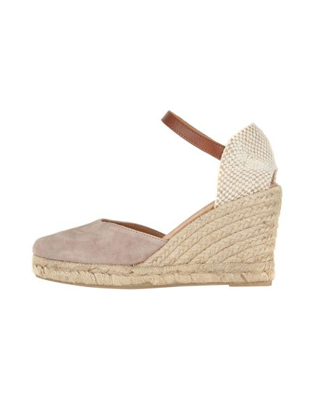 Phase Eight Tamzin Suede Espadrilles