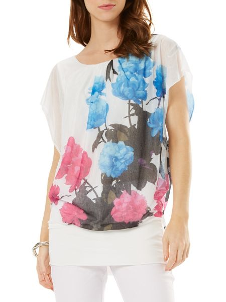 Phase Eight Mina Floral Top