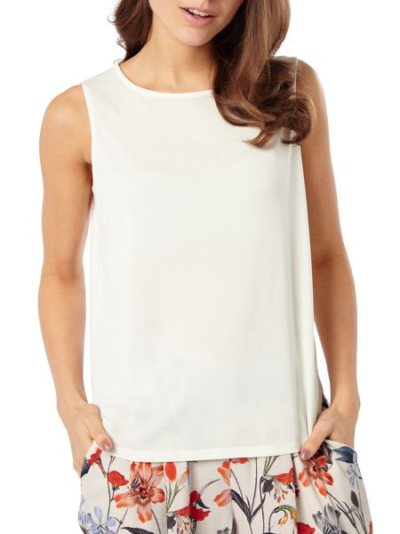 Phase Eight Charlotte Crepe Vest