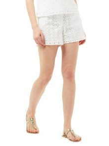 Phase Eight Tessa Broderie Shorts