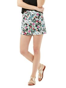 Phase Eight Acacia Print Cotton Shorts