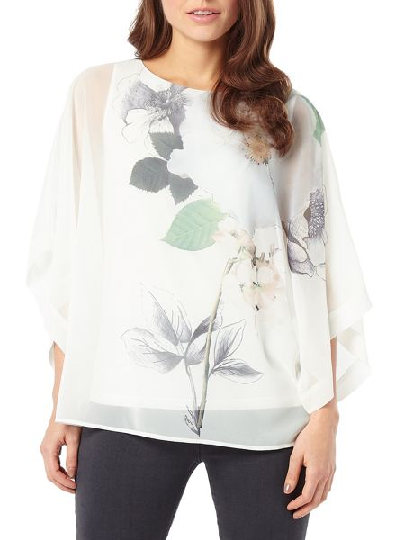 Phase Eight Wild Rose Blouse