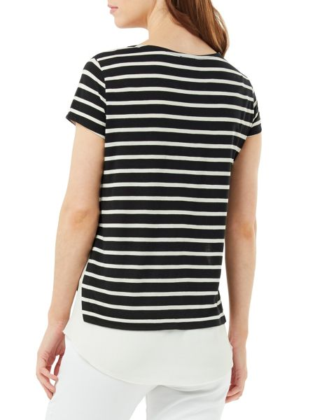 Phase Eight Wilton Stripe Top