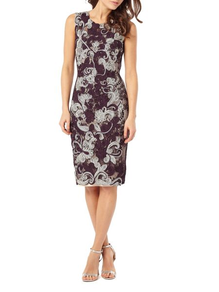 Phase Eight Natalia Tapework Dress