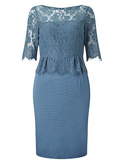 Henriette Lace Dress