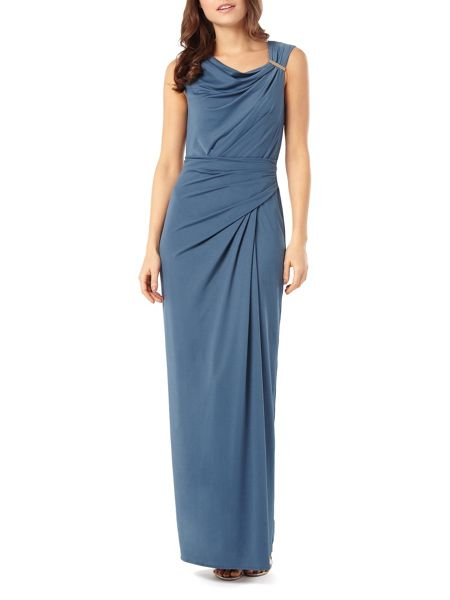 Phase Eight Dina Trim Maxi Dress
