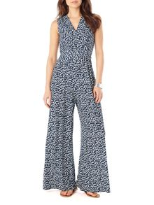 Phase Eight Bette printed jumpsuit