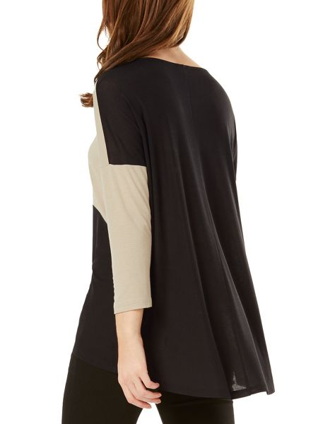 Phase Eight Colour Block Phoebe Top