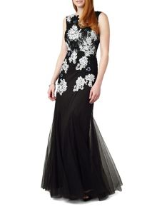 Phase Eight Aude Tulle Full Length Dress