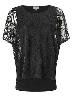 Cecily double layer top