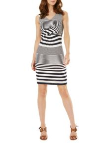 Phase Eight Sadie Stripe Dress