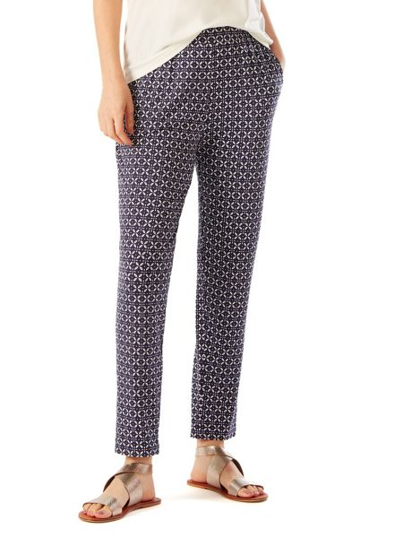 Phase Eight Salma Geo Jersey Trousers