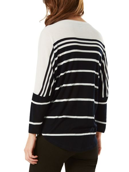 Phase Eight Catrina Stripe Top