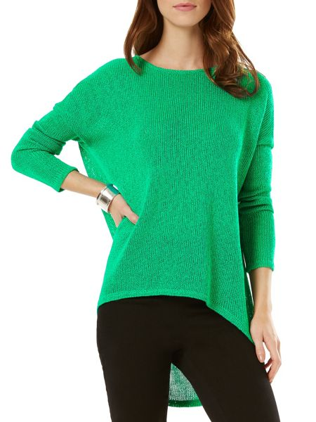 Phase Eight Tape Yarn Elen Ellipse Jumper