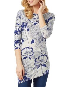 Phase Eight Anita Print Top