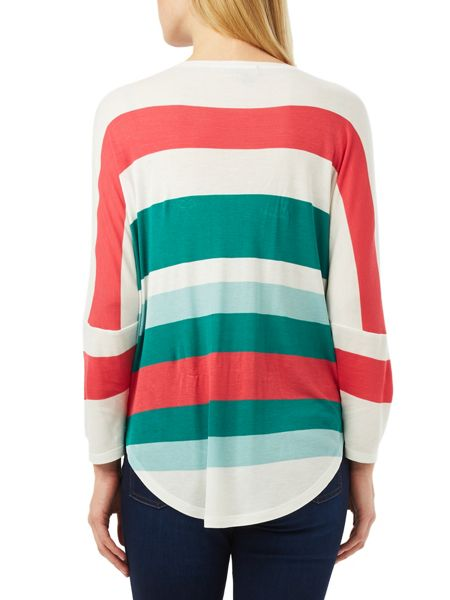 Phase Eight Catrina Multi Stripe Top