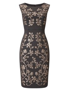 Phase Eight Vincent Flower Dress