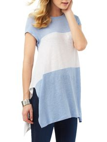 Phase Eight Caroline Linen Top